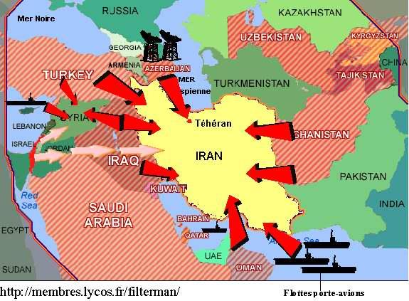 dossier - Dossier sur l'Iran, géostratégie, manipulation, nucléaire, future guerre, cartes Crise_iran_04_b_guerre_nucleaire_plan_attaque_usa_israel