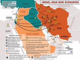 iranisrael