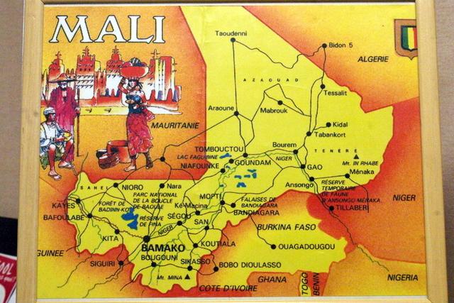 La-carte-du-MALI